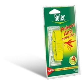 Pulsera Relec antimosquitos