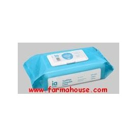 BABY WIPES REFILL WITH LID 72 units INTERAPOTHEK