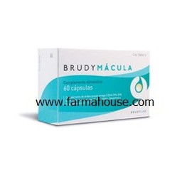 BRUDY MACULA 60 CAPSULA