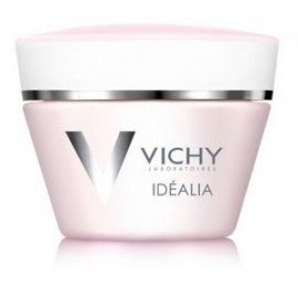 Vichy Idealia Crema Iluminadora Alisadora Piel Normal-Mixta, 50ml