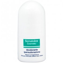 Somatoline Desodorante Hipersudoración Roll-On, 30ml