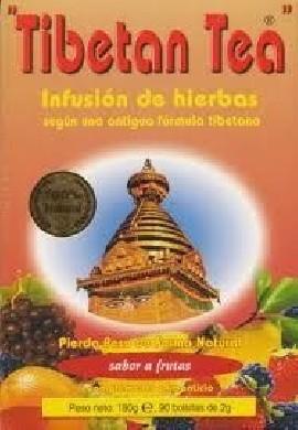 INFUSION TIBETAN TEA FRUTA