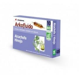 Arkopharma Alcachofa e Hinojo 10 amp