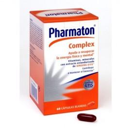 PHARMATHON COMPLEX 60 CAPS