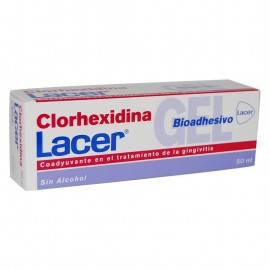 LACER GEL CLORHEXIDINA 50 ml