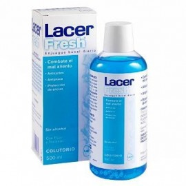 LACER  FRESH SMOTH WASH 500 ml