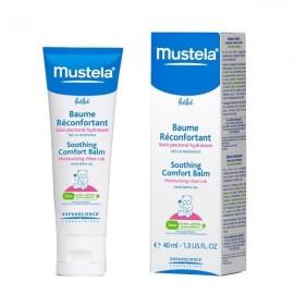 Balsamo Mustela reconfortante pectoral calmante, 40 ml