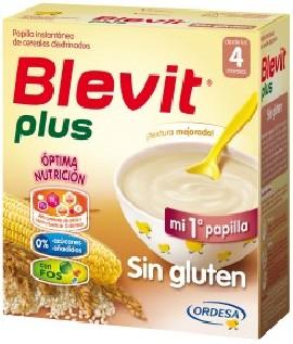 Blevit Plus sin gluten, 600 gr