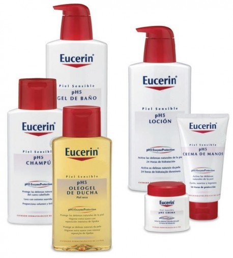 Crema Eucerin pH5, 100 ml