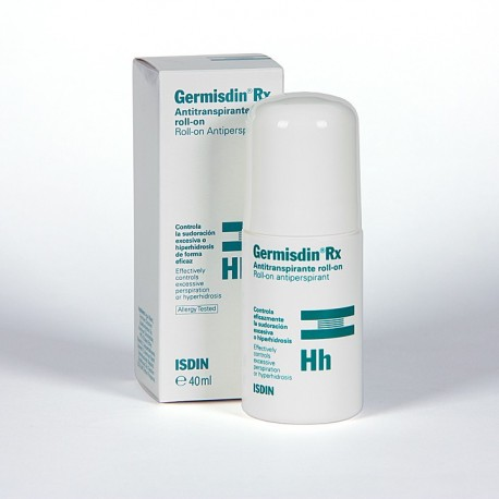 Desodorante Germisdin RX antitranspirante roll-on