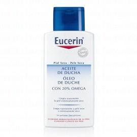Aceite Eucerin atopic ducha omega, 200 ml