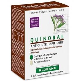 Quinoral Klorane 60 caps