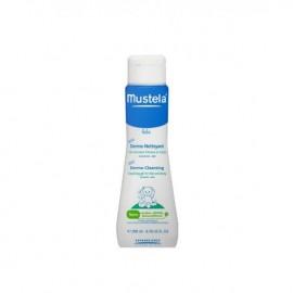 Gel Mustela Dermo limpiador 200 ml