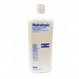 Gel Nutratopic baño...
