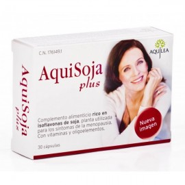 Aquisoja Plus 32 caps.