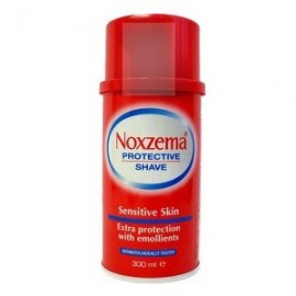 Noxzema RED FOAM SENSITIVE...