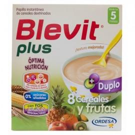 PLUS BLEVIT DUPLO 8 CEREALS...