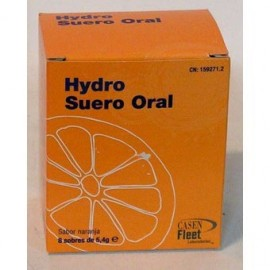 HYDRO SERUM 8 ON ORAL ORANGE FLAVOR
