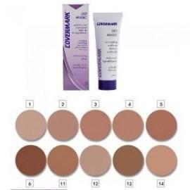 Maquillaje Covermark leg magic 5