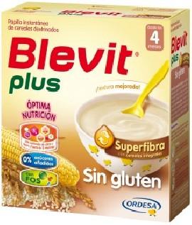GLUTEN-FREE PLUS BLEVIT...