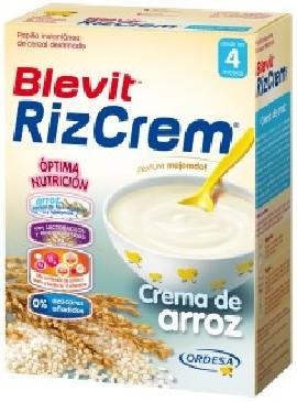CREAM OF RICE RIZCREM...