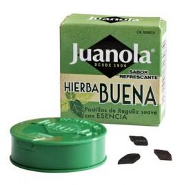 Pastilla Juanola Hierbabuena