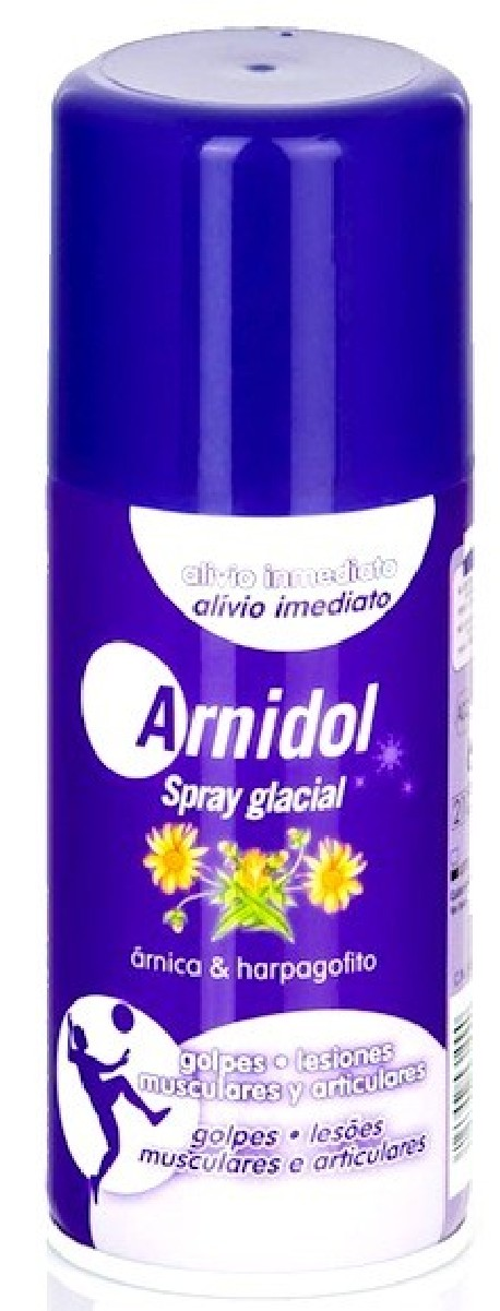 SPRAY Arnidol GLACIAL 150 ML