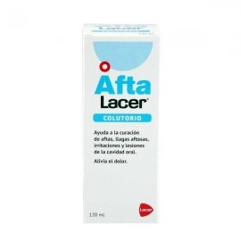AFTALACER MOUTHWASH 120 ML