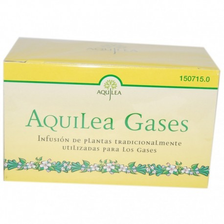 INFUSION AQUILEA GASES 20 UDS
