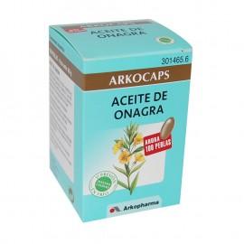 arkocapsulas aceite de onagra, 80 perlas
