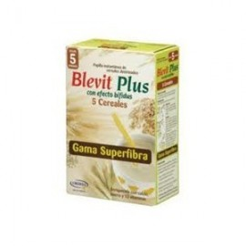 Blevit Plus Gama Superfibra 5 Cereales 300 gr