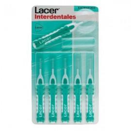 Lacer Cepillo Interdental Extrafino Recto, 10 ud
