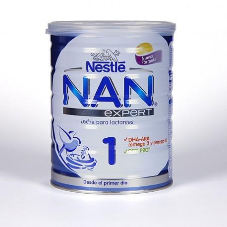 Nestle Nan 1 Expert Leche de Inicio 800 gr