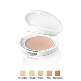 NATURAL CREAM COMPACT...