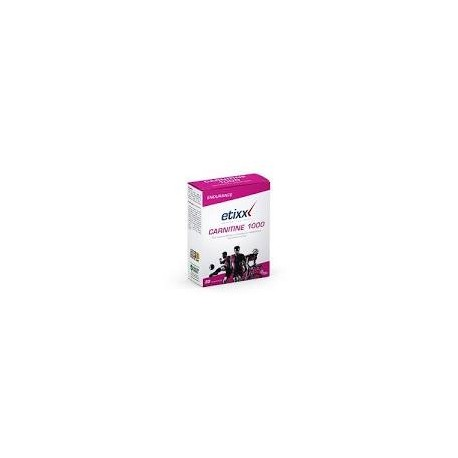 Etixx Carnitine 1000 30 comprimidos B6