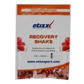 Etixx Recovery Shake Kiwi/Raspberry 50 gr 1 batido