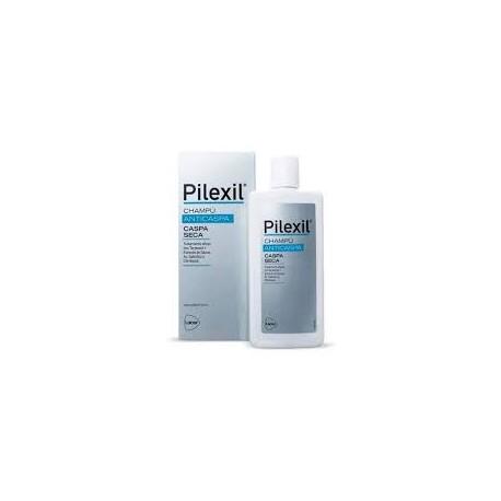 Pilexil Champu Anticaspa Seca, 300 ml