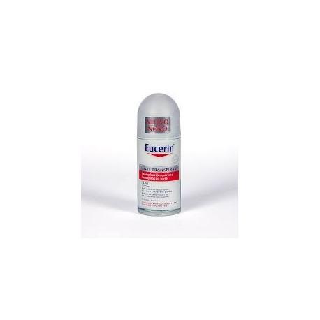 Eucerin Desodorante Antitranspirante Rollon 48H, 50ml