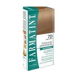 Farmatint Crema 7D Rubio Dorado + Baño de luz gratis