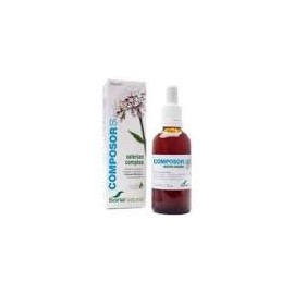 Soria Natural Composor 5 Valeriana Complex 50 ml