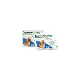 Frontline Combo Spot On Perros 10-20 Kg 3 pipetas