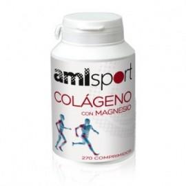 Ana Mª LaJusticia Colageno con Magensio Amlsport 270 comprimidos