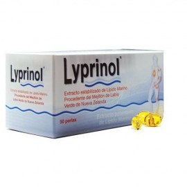 LYPRINOL 50 PEARLS