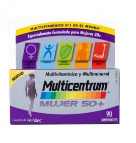 multicentrum woman 90 tablets