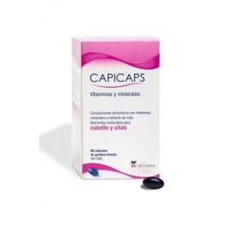 Capicaps hair loss  60 capsules