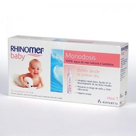 Rhinomer 20 monodosis 15 ml