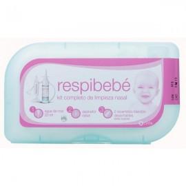 Respibebe Kit Completo de Limpieza Nasal