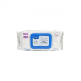 Thick Wipes Mustela 70uds