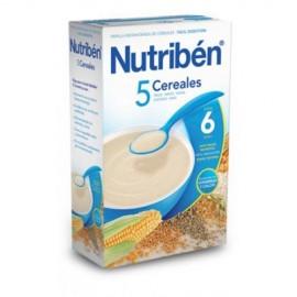 Nutribén 5 Cereales 300 gr