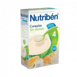 Nutribén Cereales S/G Leche adaptada 300 gr